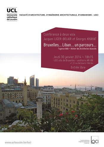 140130 Conf LOCI Jacques LIGER-BELAIR