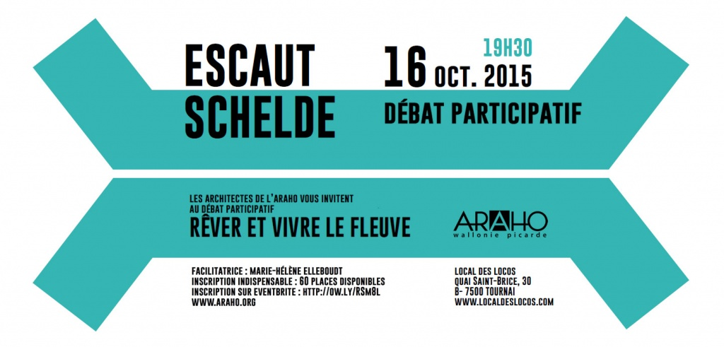 151014 Invitation débat participatif Escaut