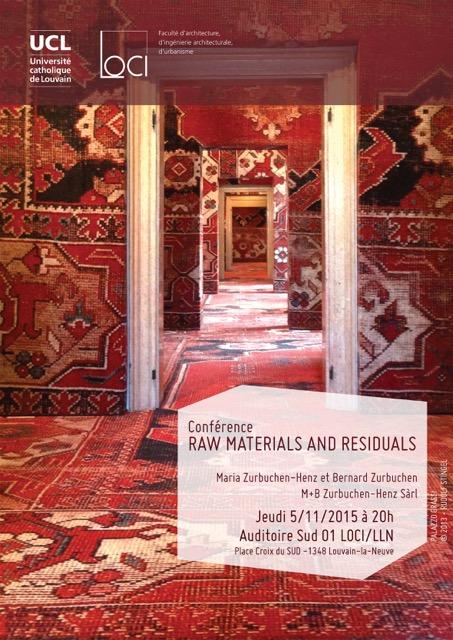 151105 Raw materials