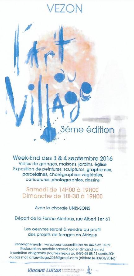 art au village